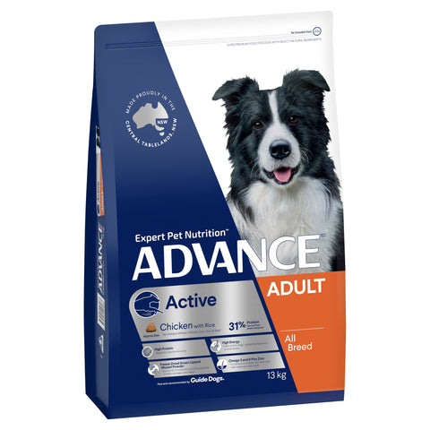 ADVANCE™ Active Adult All Breed Chicken with Rice