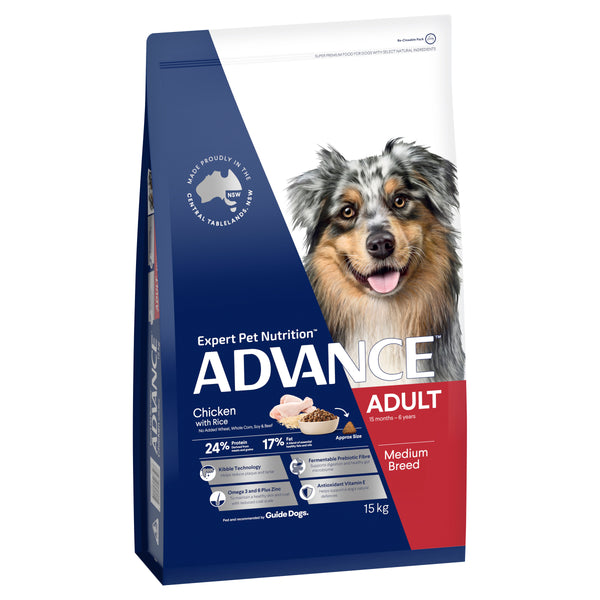 ADVANCE™ Adult Medium Breed Chicken with Rice