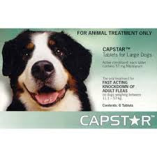 Capstar - Capstar 57mg - Large Dog (Green)