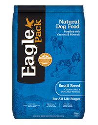 Eagle Pack - Adult Small Breed Chicken/Pork
