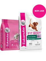 Eukanuba Dog - Fit Body Small Breed (Weight Control)