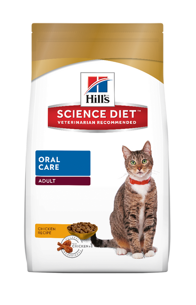Science Diet Cat - Oral Care, Adult