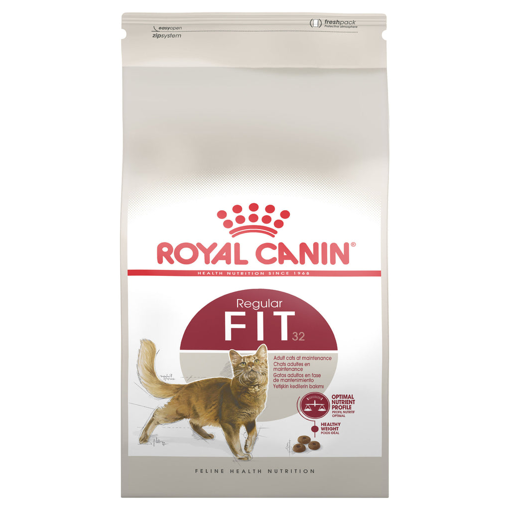 royal canin cat royal canin cat fit 32 petfood express. Black Bedroom Furniture Sets. Home Design Ideas