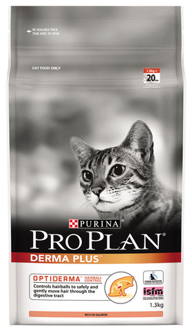 Pro Plan Cat - ADULT DERMA PLUS with OPTIDERMA