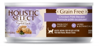 Holistic Select - Cat Grain Free - Chicken Pate Recipe