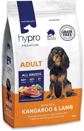 Hypro Premium Dog Food -  ADULT WITH REAL OCEAN FISH