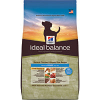 Ideal Balance Dog - Puppy Natural Chicken and Rice