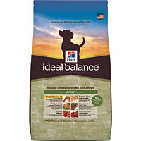 Ideal Balance Dog - Adult Natural Chicken and Rice