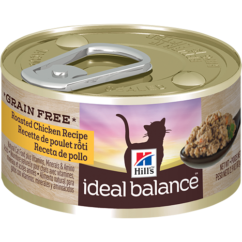 Ideal Balance Cat - Feline Grain Free Chicken Canned Food