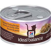 Ideal Balance Cat - Feline Roast Turkey Canned Food