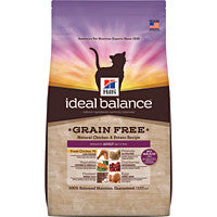 Ideal Balance Cat - Feline Adult Grain Free Chicken & Potato