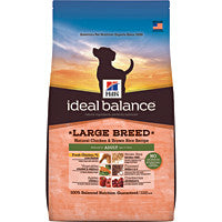 Ideal Balance Dog - Adult Large Breed Chicken and Rice