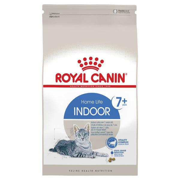 Royal Canin  Cat - Royal Canin INDOOR MATURE, 7 years +