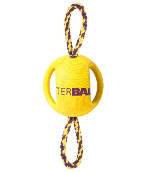Interball with Rope - 17.5 x 40cm