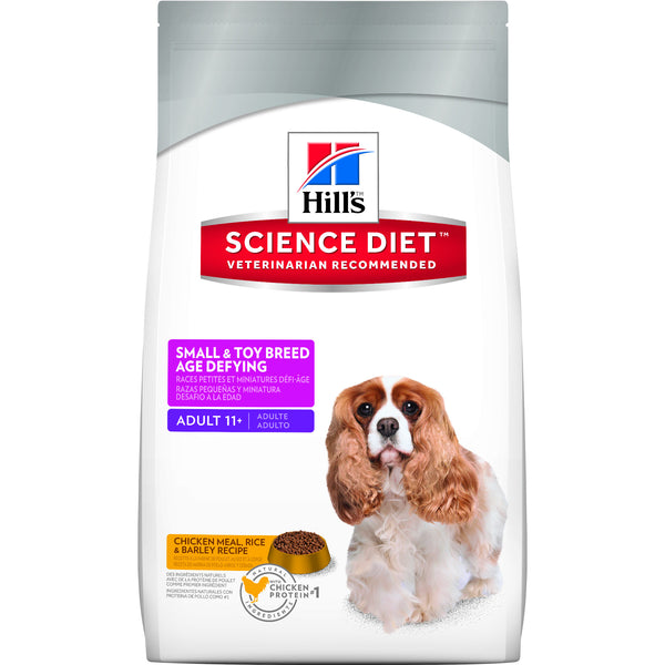Science Diet Dog - Small Paws Age Defying, Mature 11+ years