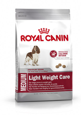 Royal Canin Dog - Royal Canin MEDIUM LIGHT WEIGHT CARE