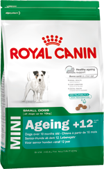 Royal Canin Dog - Royal Canin MINI AGEING, 12 years +