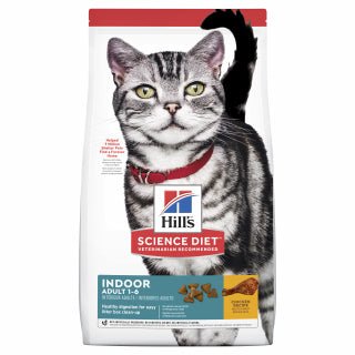 Science Diet Cat - Indoor, Adult