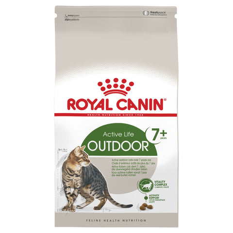 Royal Canin  Cat - Royal Canin OUTDOOR MATURE, 7 years +