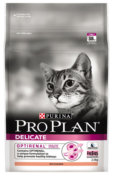 Pro Plan Cat - Adult Delicate with OPTIRENAL