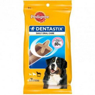 Pedigree Dentastix Large Dog 7 piece, 270g