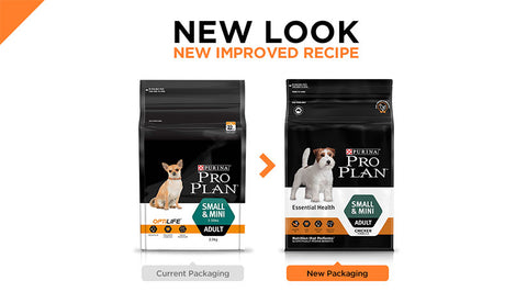 Proplan Dog - Essential Health Small and Mini Breed Adult