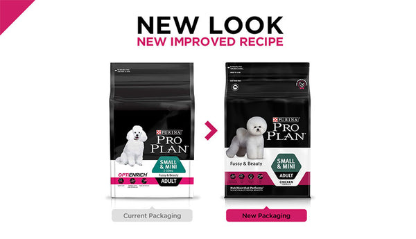 Proplan Dog - Fussy and Beauty Small and Mini Adult