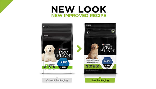 Proplan Dog -  Healthy Growth and Development Large Breed Puppy
