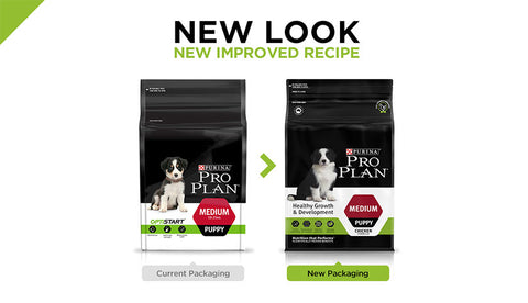 Proplan Dog - Healthy Growth & Development Medium Breed Puppy
