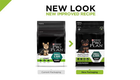 Proplan Dog - Healthy Growth Small and Mini Breed Puppy
