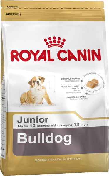 Royal Canin Dog - Royal Canin BULLDOG PUPPY, 0-12 months