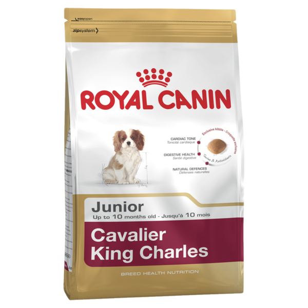 Royal Canin Dog - Royal Canin CAVALIER KING CHARLES PUPPY, 0-10 months