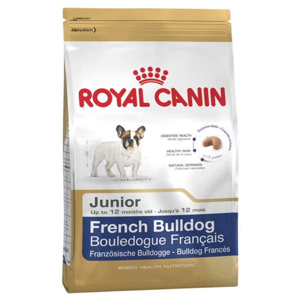 Royal Canin Dog - Royal Canin FRENCH BULLDOG PUPPY, 0-12 months
