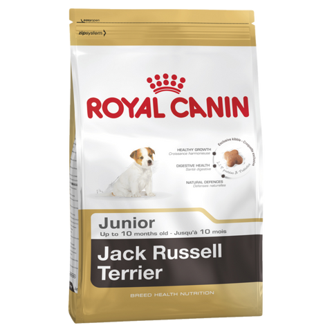 Royal Canin Dog - Royal Canin JACK RUSSELL TERRIER PUPPY, 0-10 months