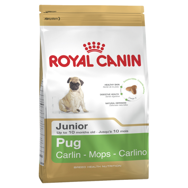Royal Canin Dog - Royal Canin PUG PUPPY, 0-10 months