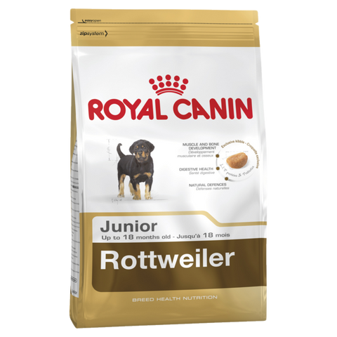 Royal Canin Dog - Royal Canin ROTTWEILER PUPPY, 0-18 months