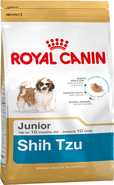 Royal Canin Dog - Royal Canin SHIH TZU PUPPY, 0-10 months