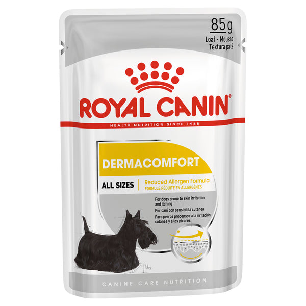 Royal Canin Dog - Dermocomfort Loaf - Wet food