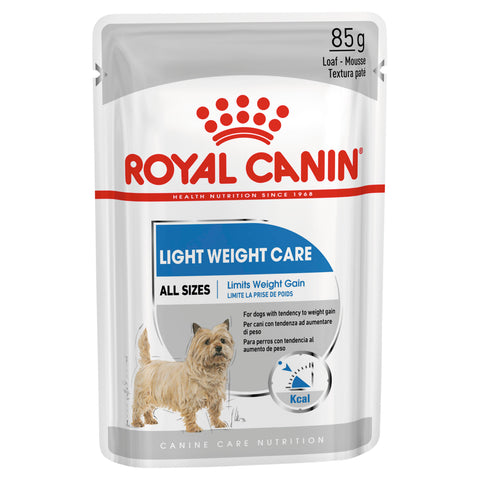 Royal Canin Dog - Light Weight Care Loaf - Wet food