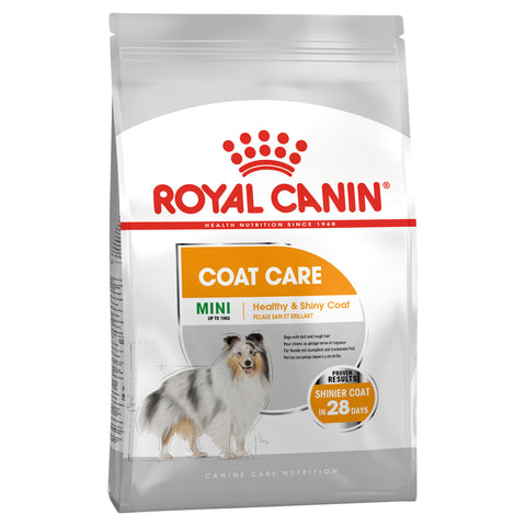 Royal Canin Dog - Royal Canin MINI Coat Care