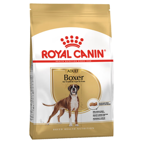 Royal Canin Dog - Royal Canin BOXER ADULT , 15 months +