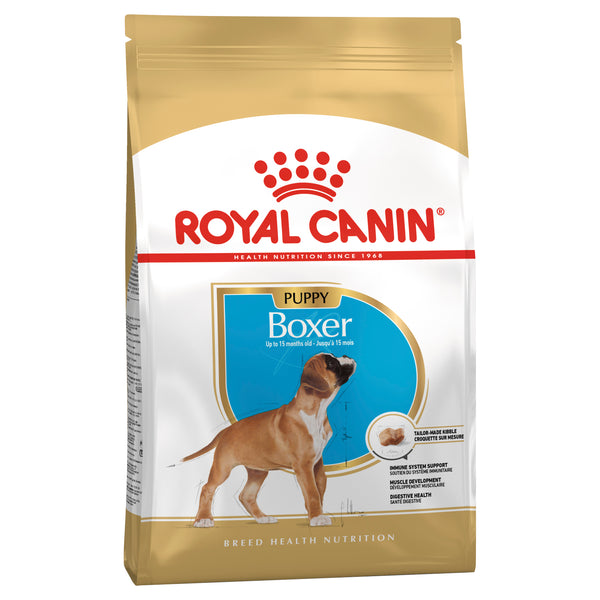 Royal Canin Dog - Royal Canin BOXER PUPPY, 0-15 months