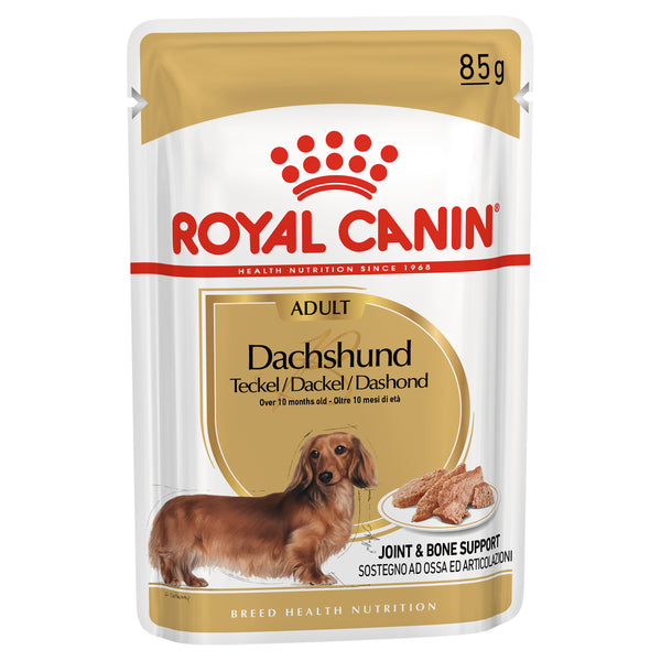 Royal Canin Dog - Royal Canin DACHSHUND POUCHES - Wet food