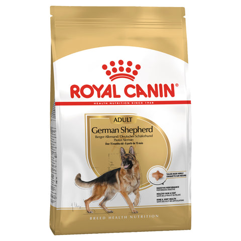Royal Canin Dog - Royal Canin GERMAN SHEPHERD ADULT,15 months +