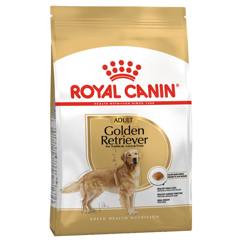 Royal Canin Dog - Royal Canin GOLDEN RETRIEVER ADULT,15 months +