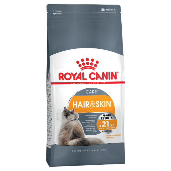 Royal Canin Cat - Royal Canin HAIR & SKIN CARE