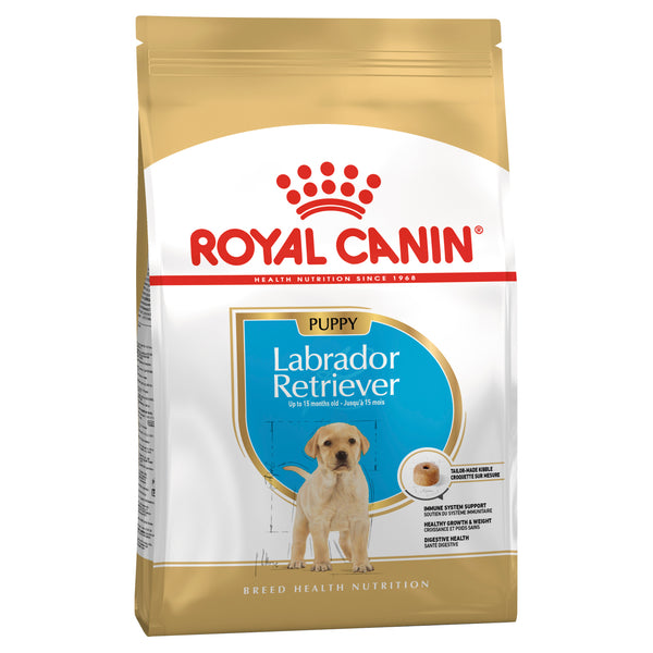 Royal Canin Dog - Royal Canin LABRADOR RETRIEVER PUPPY, 2-15 months