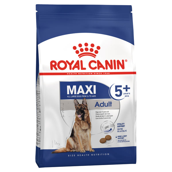 Royal Canin Dog  - Royal Canin MAXI MATURE ADULT 5 YEARS+