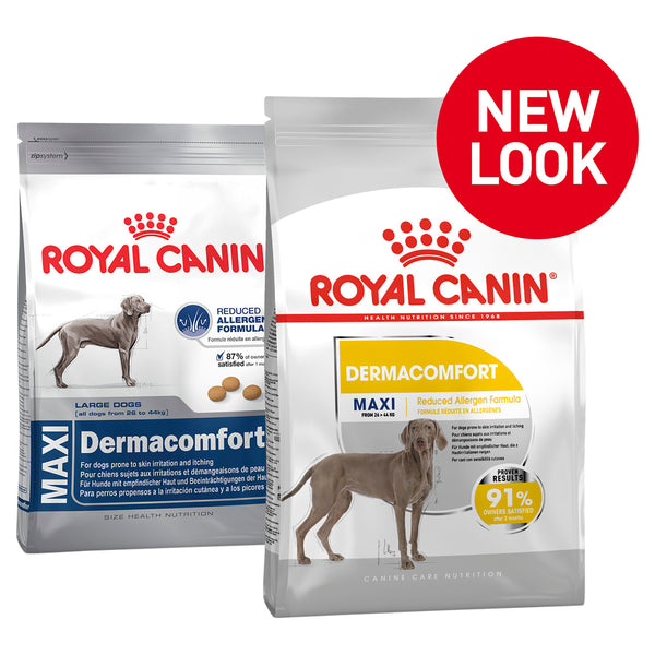 Royal Canin Dog - Royal Canin MAXI DERMOCOMFORT
