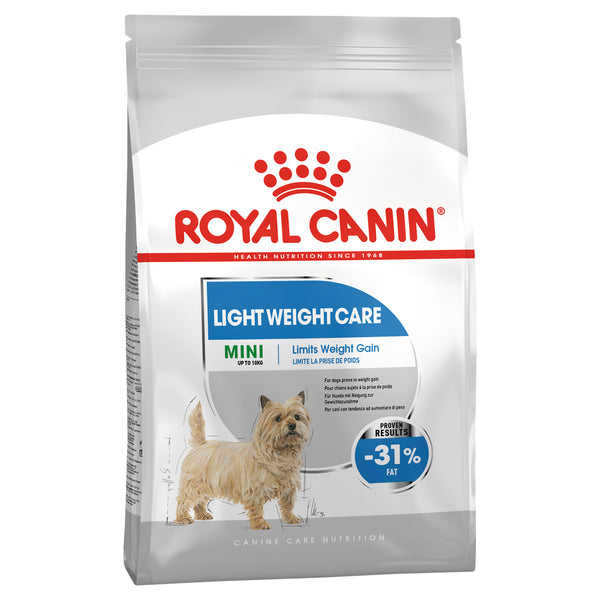 Royal Canin Dog - Royal Canin MINI LIGHT WEIGHT CARE